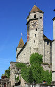 Rapperswil , Switzerland — Stockfoto