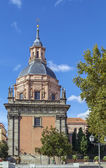 Kostel san andres, madrid — Stock fotografie