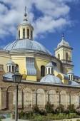 San Francisco el Grande Basilica, Madrid — Stock Photo