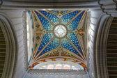 Katedrála almudena, madrid — Stock fotografie