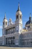 Almudena Cathedral, Madrid — Stock Photo