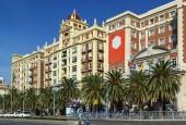 Malaga, Spain — Стоковое фото