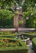 Alcazaba of Malaga, Spain — Stock Photo