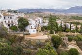 Ansicht von Ronda, Spanien — Stockfoto