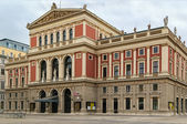 Musikverein, Vienna — Stock Photo