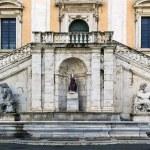 Palazzo Senatorio, Rome — Stock Photo #61177439
