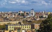 Vista de roma — Foto de Stock