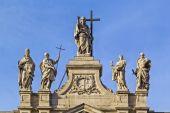 Archbasilica of St. John Lateran, Rome — Stock Photo