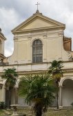 Basilica of San Clemente, Rome — Стоковое фото