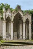 Temple gothique dans la Villa Celimontana, Rome — Photo
