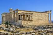 Erechtheion, Athens — Stock Photo
