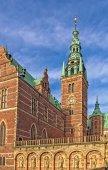 Frederiksborg Palace, Denmark — Stock Photo