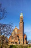 Engelbrekts iglesia, Estocolmo — Foto de Stock