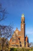Engelbrekts Kilisesi, stockholm — Stok fotoğraf