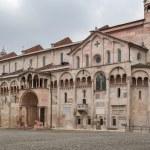 Modena Cathedral, Italy — Stock Photo #69408343