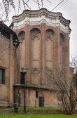 サン ・ ドメニコ、ボローニャ、イタリアの大聖堂 — ストック写真