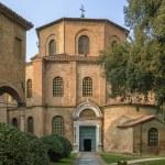Basilica of San Vitale, Ravenna, Italy — Stock Photo #70269581