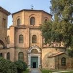 Basilica of San Vitale, Ravenna, Italy — Stock Photo #70269583