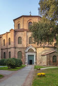 Basilica of San Vitale, Ravenna, Italy — Stock Photo