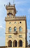 Palazzo Pubblico, San Marino — Stock Photo