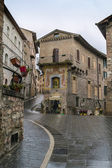 Street in Assisi, Italy — Stock Photo