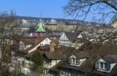 View of Zurich — Stock Photo