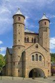 圣基桑托和达丽娅教会,坏斯特,德国 — 图库照片