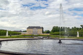 Augustusburg Palace, Bruhl, Germany — Stock Photo