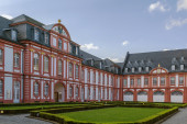 Brauweiler Abbey, Almanya — Stok fotoğraf