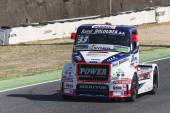 2014 European Truck Racing Championship — Stock Photo