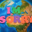 IM SORRY — Stock Photo #54151253