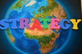 Strategy — Stockfoto