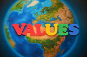Valori — Foto Stock