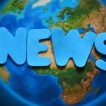 News word — Stock Photo #54654567