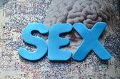 Sex-wort — Stockfoto