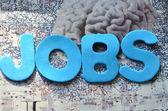 Jobs — Stockfoto