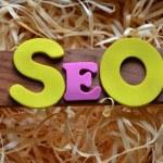 Seo word — Stock Photo #69104409