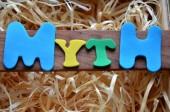 MYTH — Stock Photo