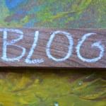 Blog — Stock Photo #71201079