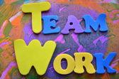 Team work — Stock Photo