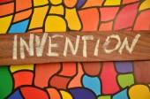 Invention — Stock Photo