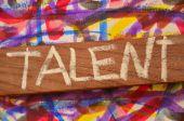 Talent — Stock Photo