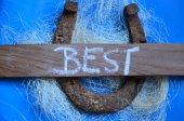 BEST — Stock Photo