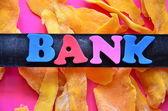 Bank — Stock Photo