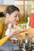 Vida en la cocina — Foto de Stock