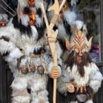 Bulgarian kuker costume — Stock Photo #58796445