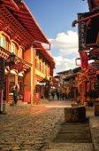 Dukezong ist eine tausendjährige geschichte der stadt — Stockfoto