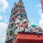 индуистский храм — Стоковое фото #59156453