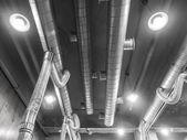 Air Ventilating tube — Stock Photo