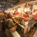 Gwangjang Traditional Market. — Stock Photo #69426085